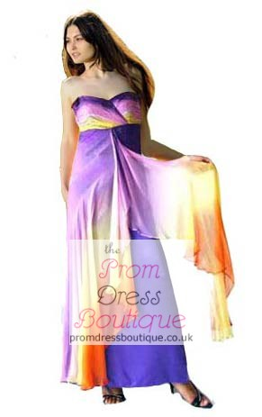 Orchid Formal Dress
